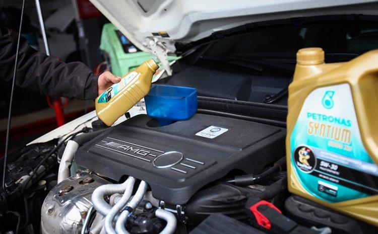 Вижте какъв е правилният интервал за смяна на двигателно масло