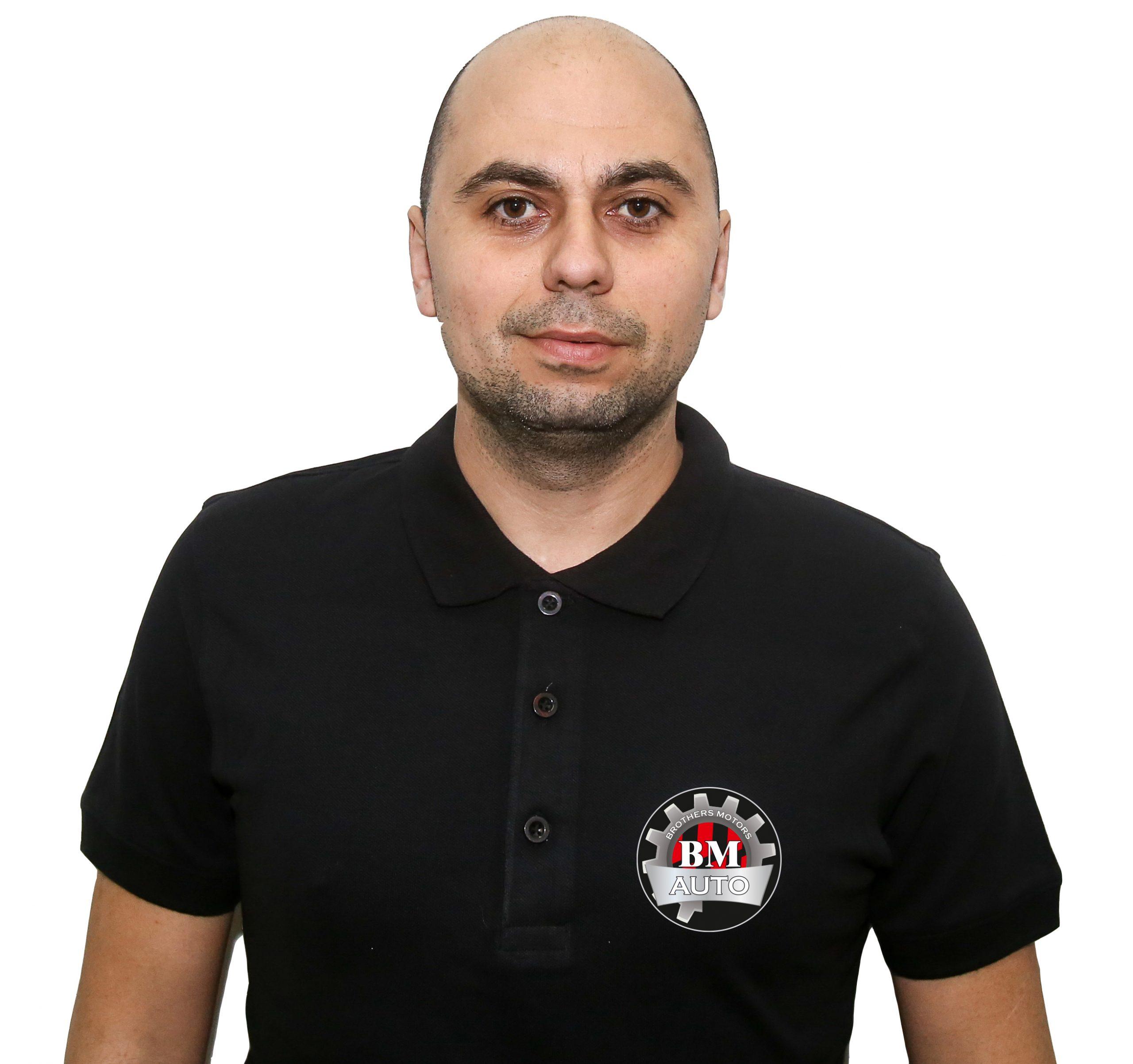 Борислав Бахнев